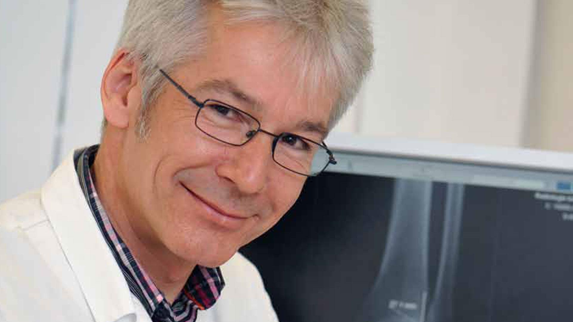 Prof. Dr. Martin Weber – Fusszentrum Neufeld